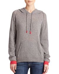 Chinti & Parker | Cashmere Hoodie | Lyst