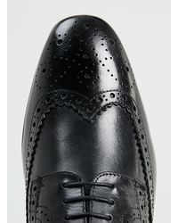 LAC - Locke Bk Leather Brogues - Lyst