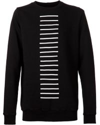 DRKSHDW by Rick Owens Ribbon Sweater - Lyst