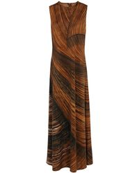 Roberta Di Camerino Long Dress - Lyst