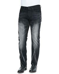 PRPS Barracuda Faded Wash Denim Jeans - Lyst