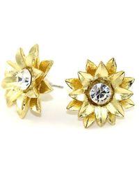 Kristin Perry - Sunflower Stud Earrings - Lyst
