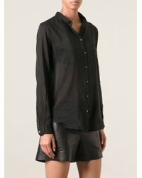 Forte Forte Sheer Lightweight Shirt - Lyst