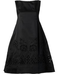 Temperley London Black Mansoa Dress - Lyst
