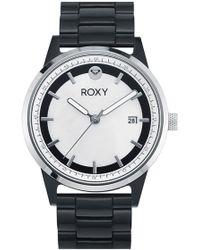 Roxy - 'the Abbey' Bracelet Watch - Lyst