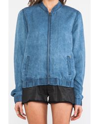 Obey Secret Society Jacket - Lyst