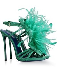 DSquared² Sandals green - Lyst