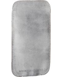 Nixon Dusty Phone Wallet - Lyst