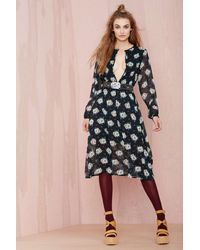 Nasty Gal Multicolor Melise Dress - Lyst