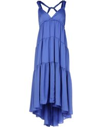 Pinko Knee-Length Dress - Lyst