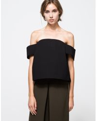 C/meo Collective The Palisades Top black - Lyst