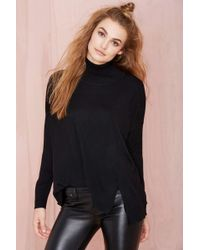Nasty Gal Let Loose Sweater - Lyst