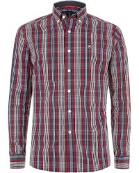 Victorinox Sellen Long Sleeve Shirt - Lyst