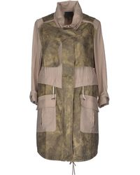 Hotel Particulier Fulllength Jacket - Lyst