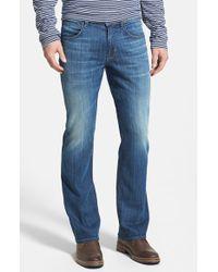 Hudson Men'S 'Clifton' Bootcut Jeans - Lyst