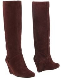 Ash Red Boots - Lyst