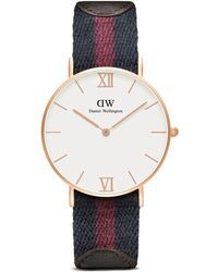 Daniel Wellington Grace London Watch, 36Mm pink - Lyst