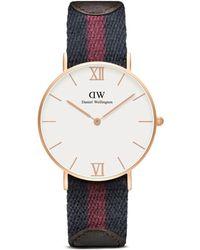 Daniel Wellington Grace London Watch, 36Mm pink - Lyst