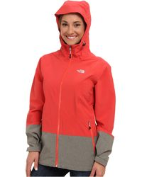 The North Face Bashie Stretch Jacket - Lyst