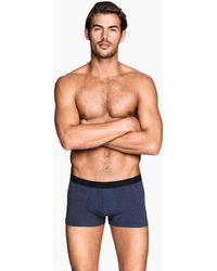 H&M 3-pack Boxer Shorts - Lyst