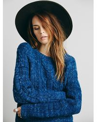 Free People Heirloom Belfast Pullover - Lyst
