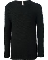 Silent - Damir Doma - 'Kallo' Knit Sweater - Lyst