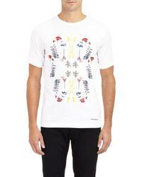 Saturdays Surf NYC Floral T-Shirt - Lyst