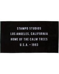 Stampd - Slogan Print Beach Towel - Lyst