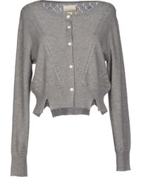 Band Of Outsiders Cardigan - Lyst