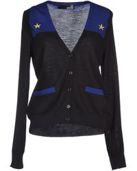 Love Moschino Cardigan - Lyst
