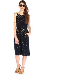 House Of Harlow Raina Maxi Dress - Lyst