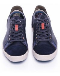Paul Smith Vestri Leather Trainers - Lyst