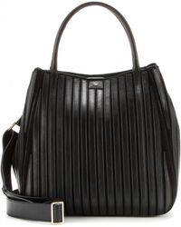 Anya Hindmarch Belvedere Large Leather Tote - Lyst