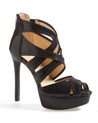 Jessica Simpson 'Cheere' Platform Sandal - Lyst