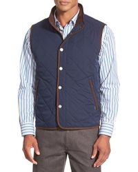 Tommy Bahama - 'vest Getaway' Diamond Quilted Vesty - Lyst
