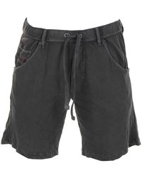 Diesel Kroo Shorts Faded - Lyst