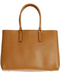 Anya Hindmarch Ebury Large in Capra Double - Lyst