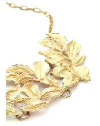 Zad Fashion Inc. - Leave To Chance Necklace - Lyst