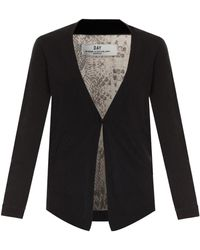 Day Birger Et Mikkelsen Serpent Black Cardigan - Lyst