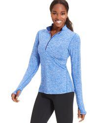 Nike Element Dri-fit Half-zip Pullover - Lyst