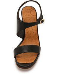 Chie Mihara - Anatour Wedge Sandals - Lyst