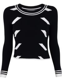 Tanya Taylor Rita Sweater black - Lyst