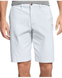 Tommy Hilfiger New Core Academy Chino Shorts - Lyst
