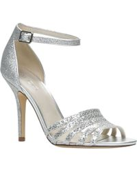 Aldo Internoppo Ankle Strap Court Shoes - Lyst