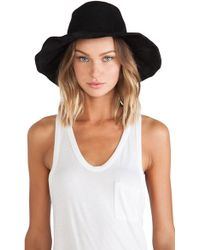 Lovely Bird - Suede Bohemia Hat - Lyst
