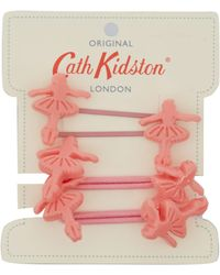 Cath Kidston - Pink Ballerinas Hair Set - Lyst