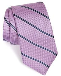 Michael Kors - Stripe Silk Tie - Lyst