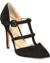Charles By Charles David Pano High Heel Dress Sandals - Lyst