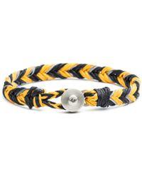 Lulu Frost | Woven Bracelet | Lyst