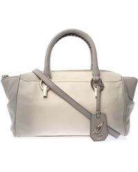 Diane von Furstenberg Sutra Leather Duffle Bag - Lyst